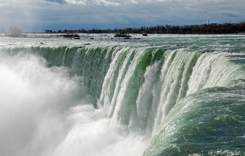 Download Niagara Falls at sunrise stock photo. Image of water - 25129304