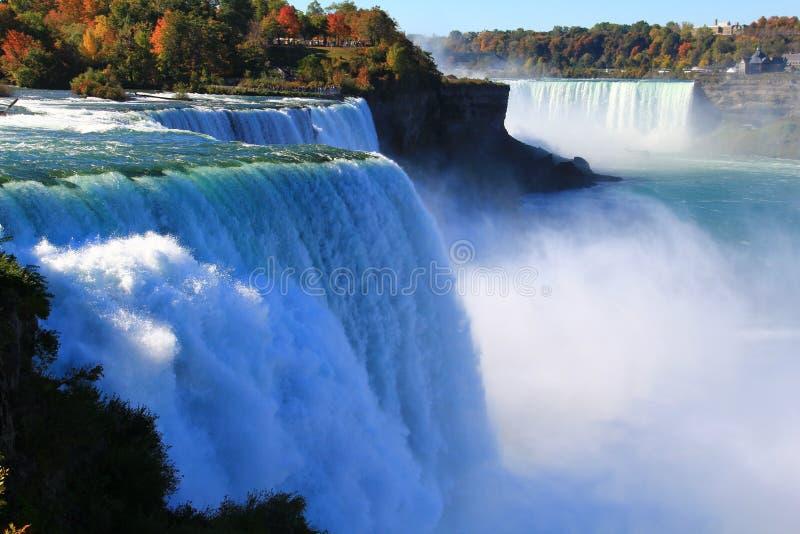 Download Niagara Falls stock image. Image of falls, panoramic - 78082675