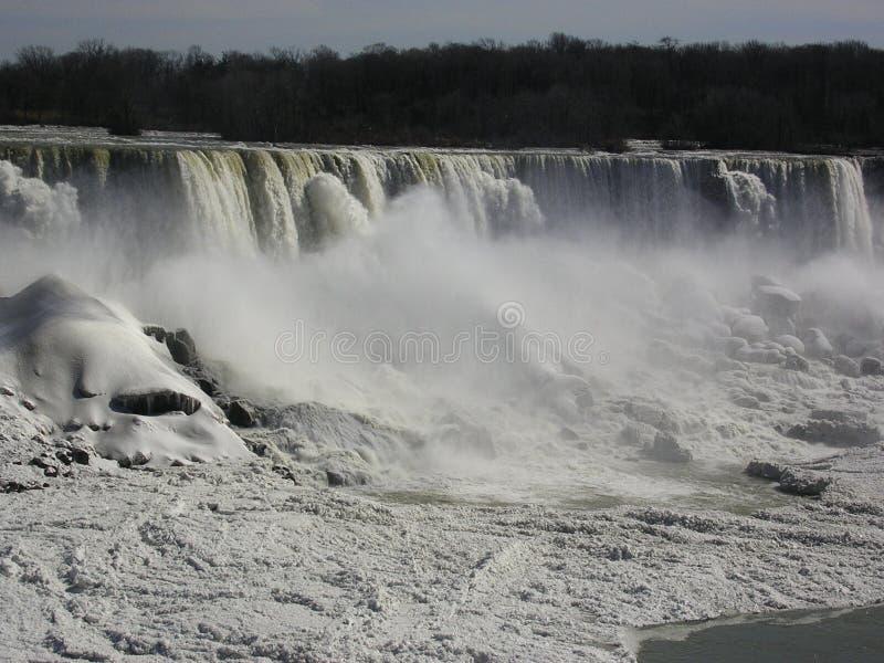 Niagara Falls in the Winter royalty free stock photos