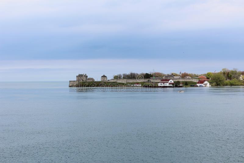 Niagara On The Lake View royalty free stock images