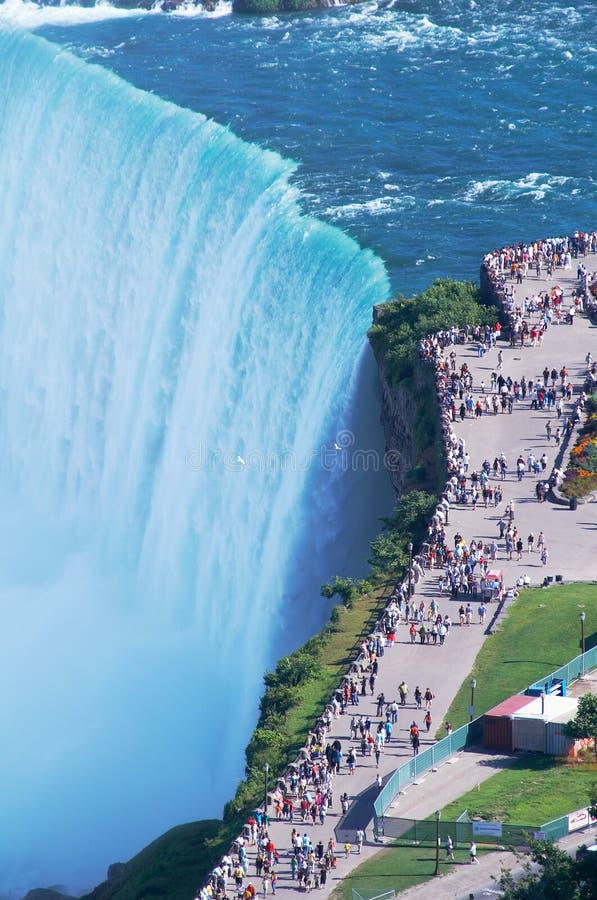 Download Niagara prcipice stock image. Image of river, honymoon - 7345049