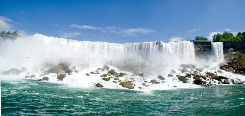 Niagara-Wasserfälle lizenzfreie stockfotografie