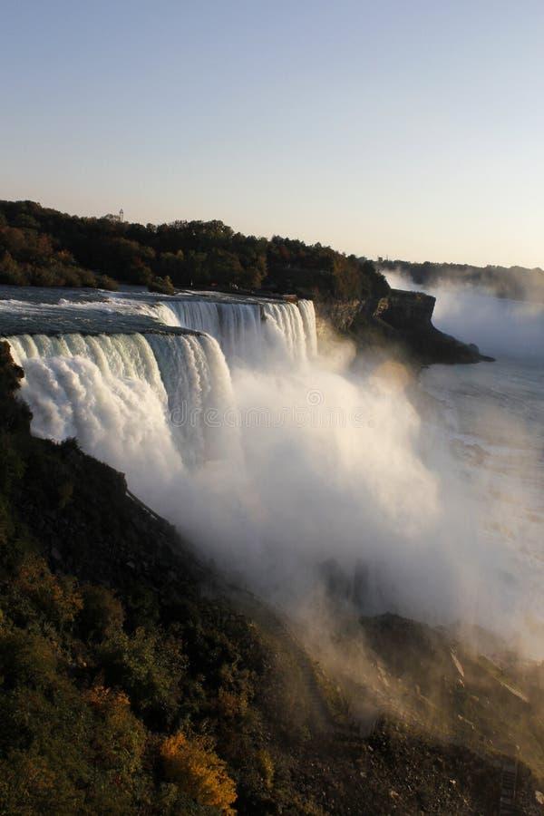 Niagaradalingen, NY royalty-vrije stock afbeeldingen