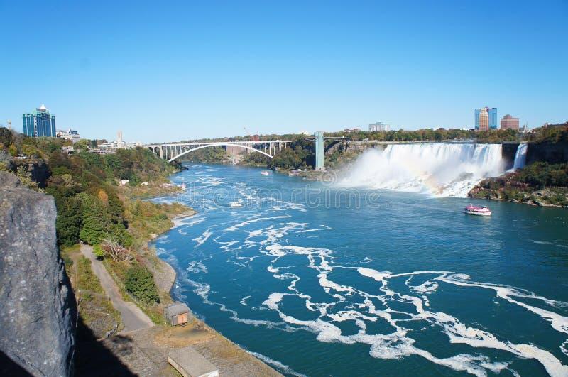 Niagaras Fälle lizenzfreies stockfoto
