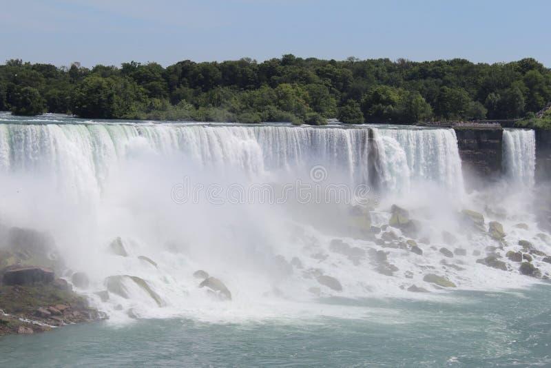Niagaras Schönheit lizenzfreie stockfotografie