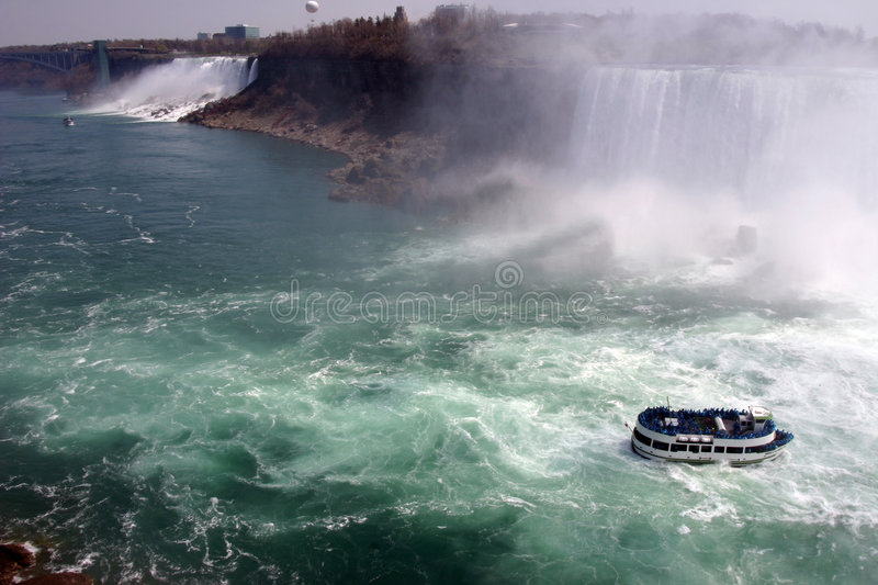 Download Niagra Falls stock image. Image of erie, breath, ferry - 987209