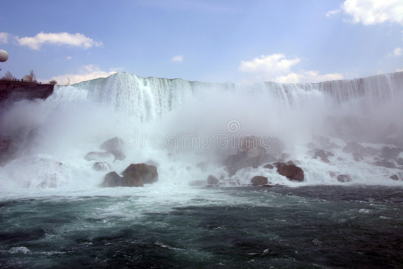 Niagra Falls Royalty Free Stock Photography