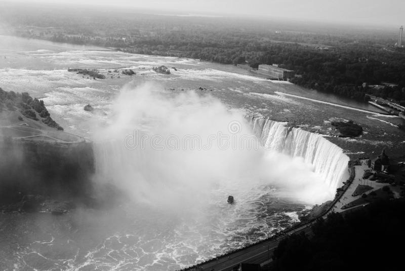 Download Niagra Falls From Above stock photo. Image of river, canada - 33488632