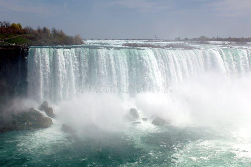 Niagra falls1 stockfotos