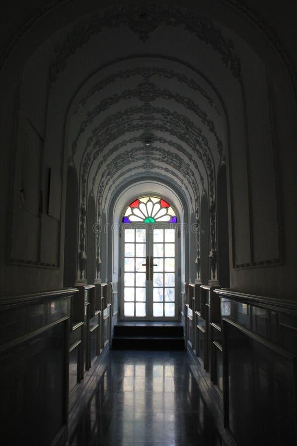 Niavaran Palace , Tehran, Iran stock photography