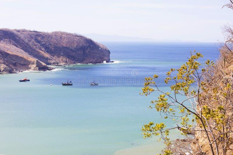 nicaragua San Juan del Sur royalty-vrije stock afbeeldingen