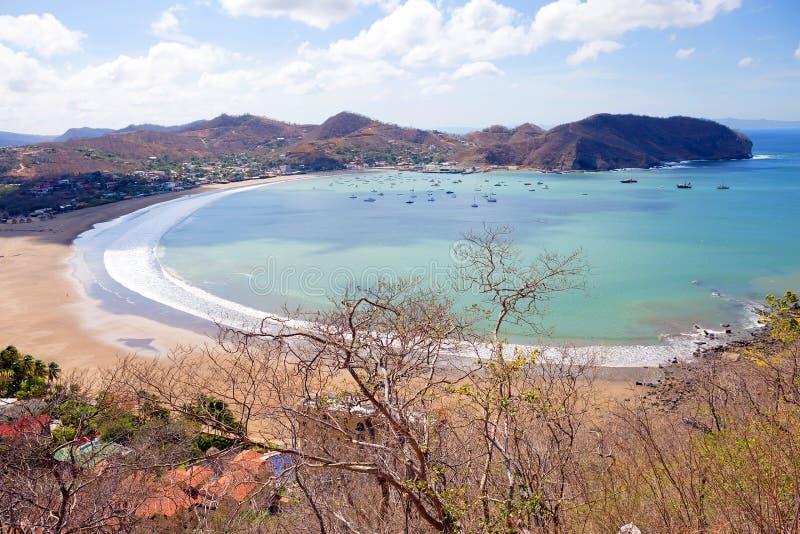 nicaragua San Juan del Sur royalty-vrije stock fotografie