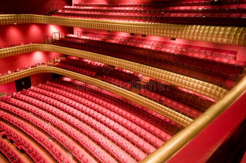 nicaragua wewnętrzny krajowy teatr fotografia royalty free