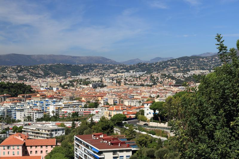 Download Nice stock image. Image of hill, south, france, summer - 21279837