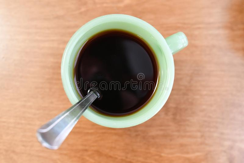 A nice beverage for a morning or afternoon refreshment. stock images