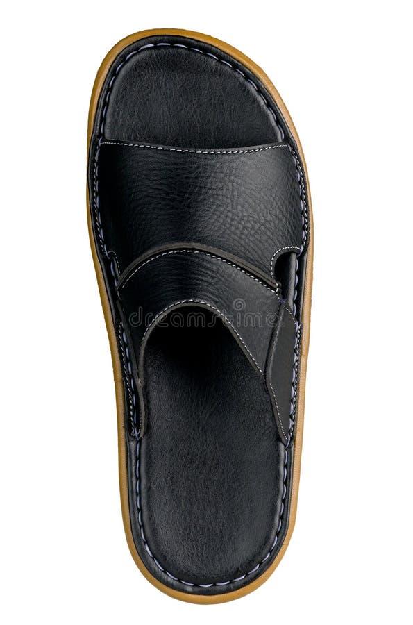 Download Nice black sandal isolated stock photo. Image of black - 19978564