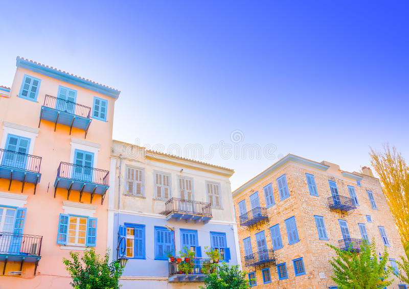 Download Nice Buildings stock image. Image of grunge, historical - 40918583