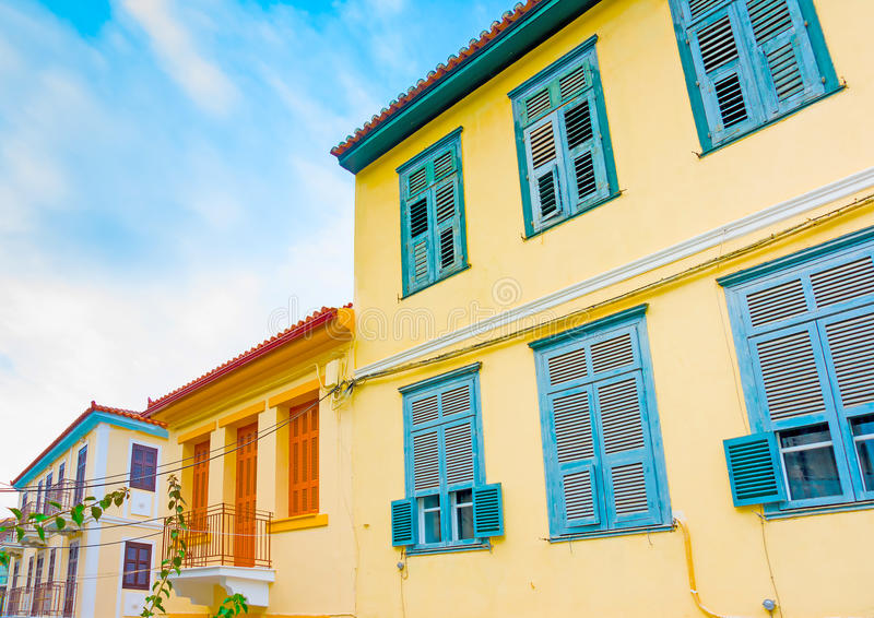 Download Nice Buildings stock image. Image of courtyard, home - 40919377