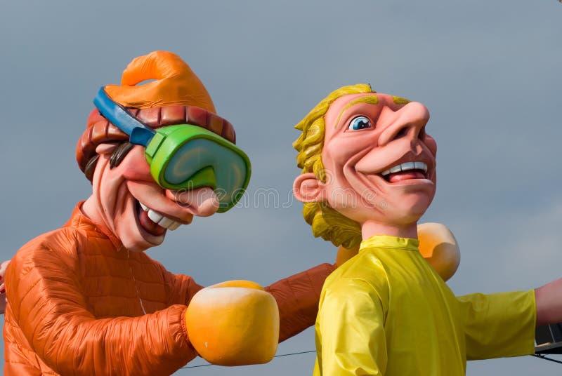 Nice Carnival Editorial Stock Photo