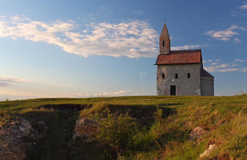 Nice Catholic Chapel in Europe