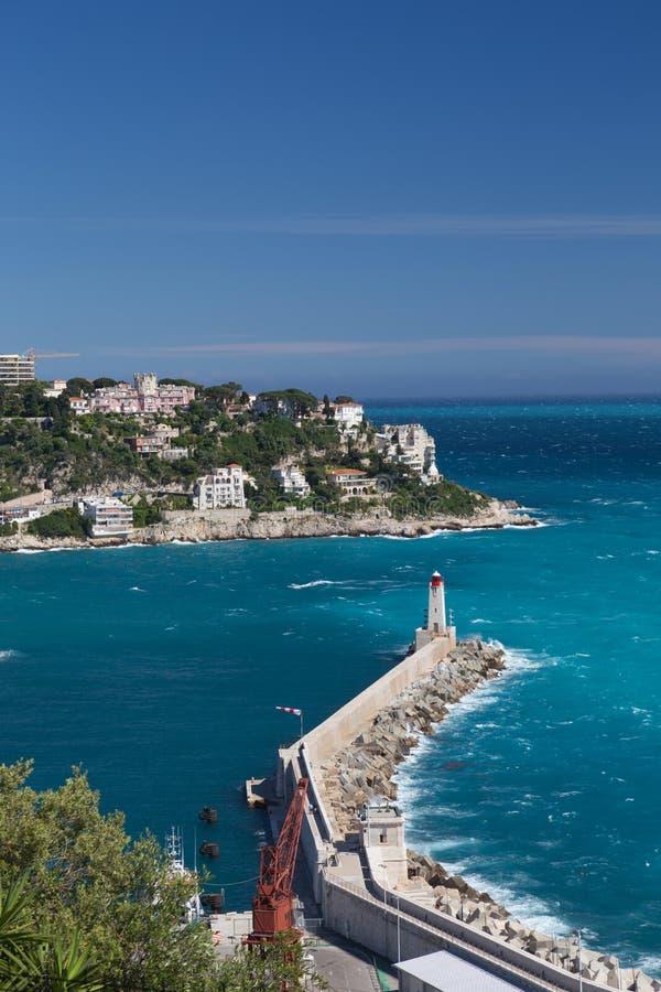 Free Nice City Harbor France French Riviera Stock Photos - 83475943
