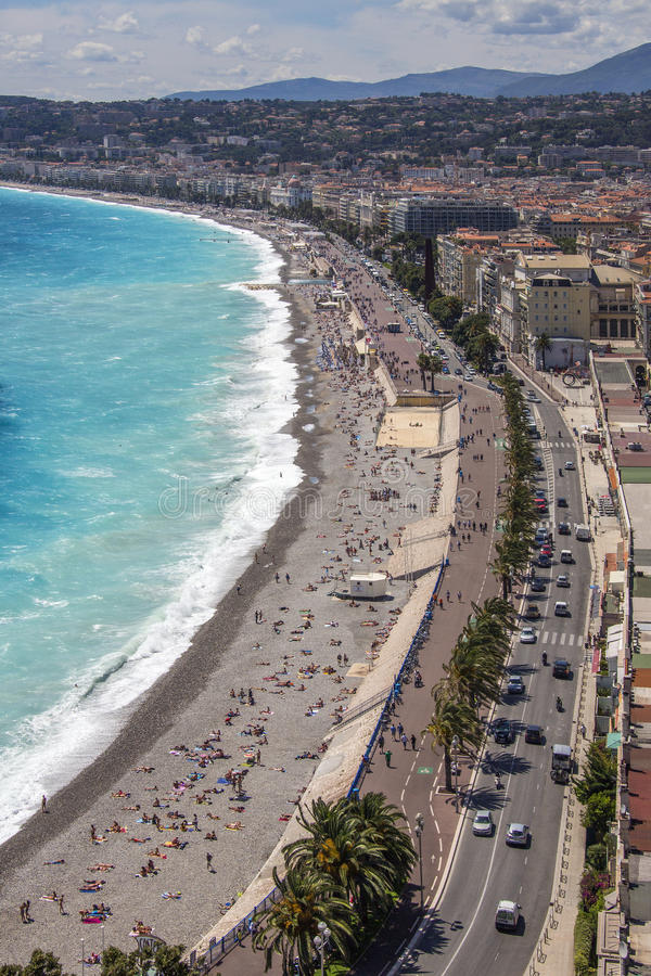 Download Nice - Cote D'Azur - South Of France Stock Photo - Image: 26689344