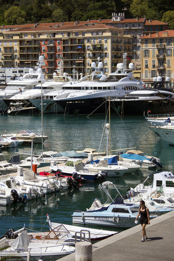 Download Nice - Cote DAzur - South Of France. Editorial Stock Photo - Image: 26553948