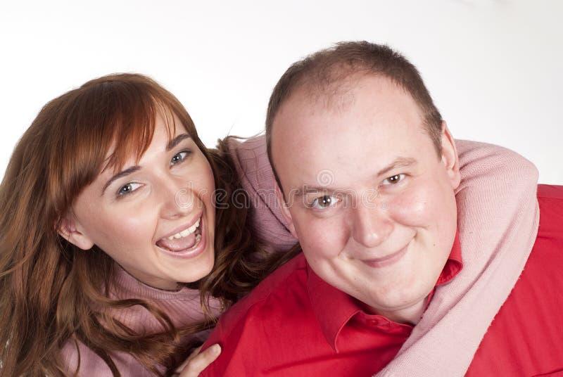 Download Nice couple portrait stock image. Image of caucasian - 19761045