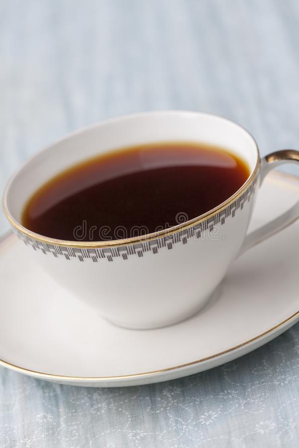 Nice cup of coffee royalty free stock images