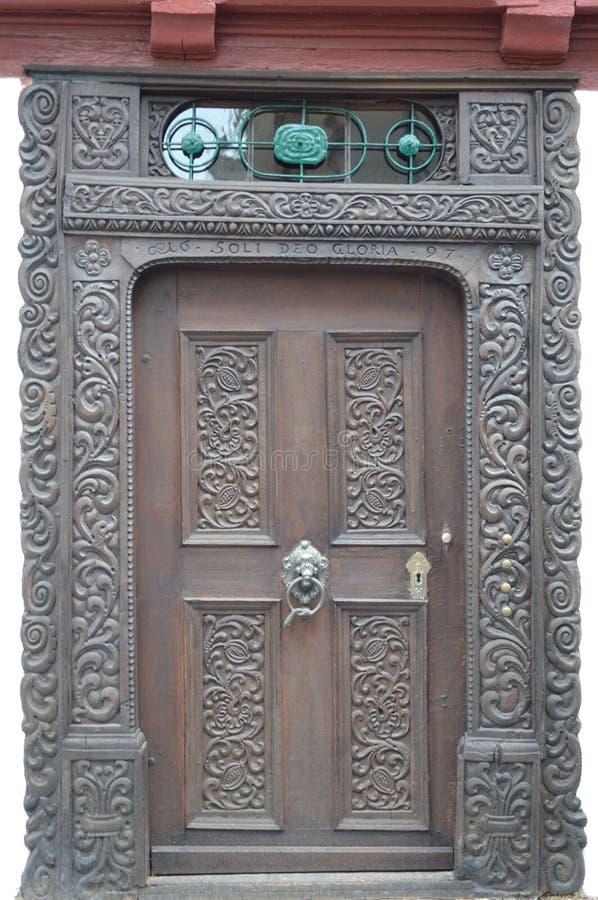 Free Nice Door Royalty Free Stock Photo - 21178185