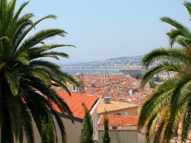 Nice - Frankrijk royalty-vrije stock afbeelding