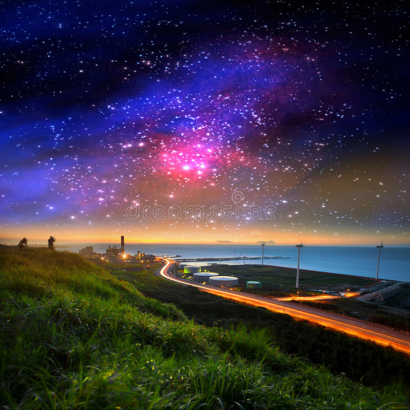 Nice galaxy. For adv or others purpose use stock photo