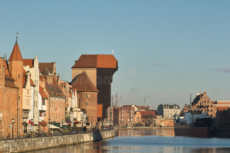 Download Nice Gdansk View. Editorial Photography - Image: 28443272