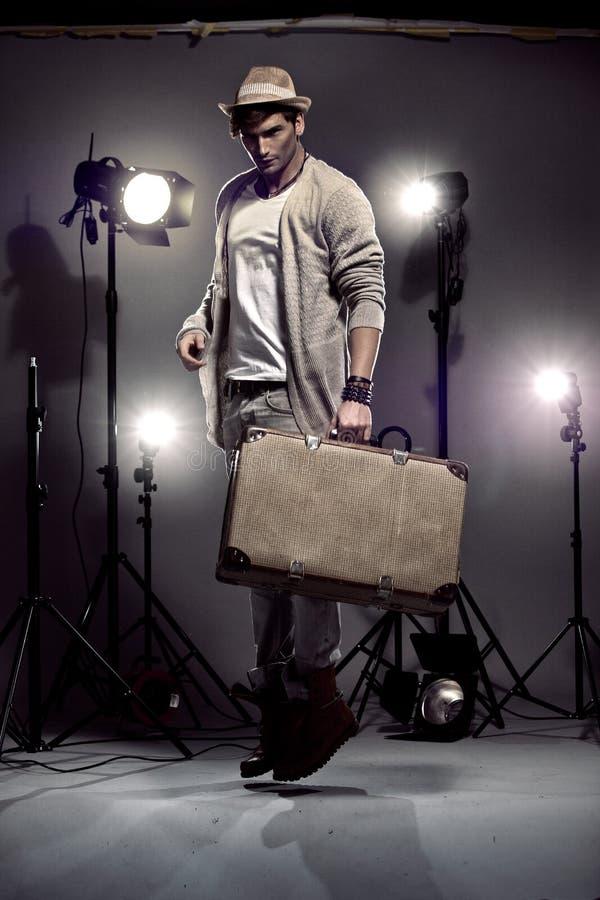 Download Nice guy stock photo. Image of model, macho, beautiful - 31649216