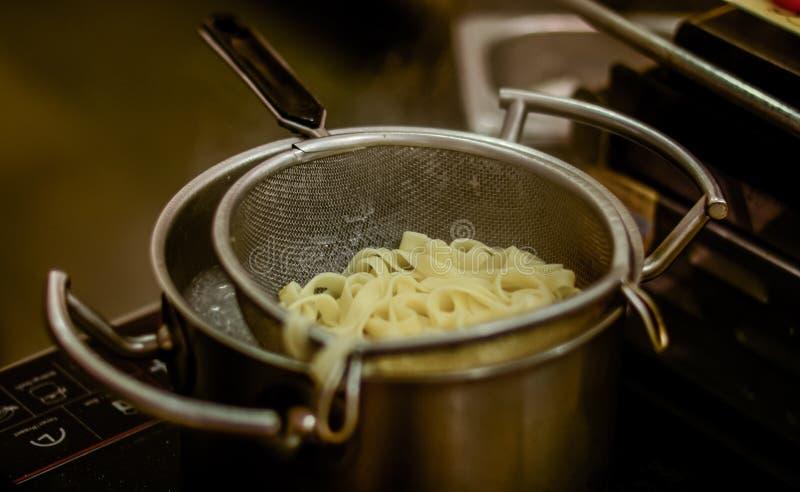 Nice kokade pasta arkivfoto