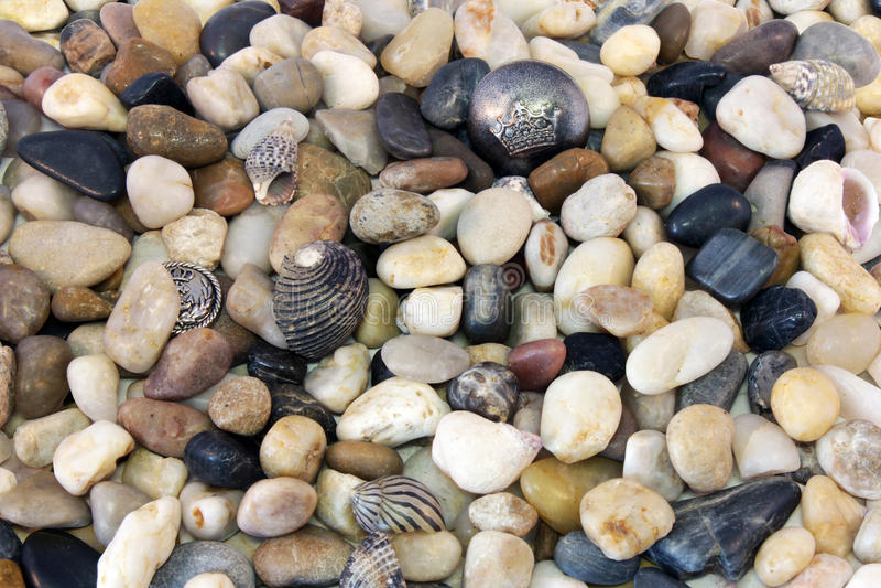 Download Sea Pebble stock image. Image of background, closeup - 29765815