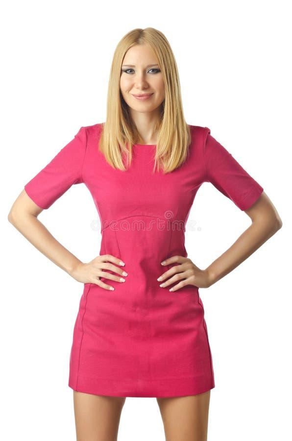 Download Nice model in studio stock photo. Image of blonde, adult - 26271456