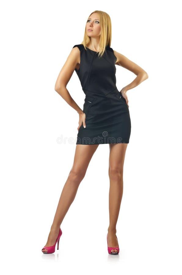 Download Nice model in studio shoot stock image. Image of cute - 26630677