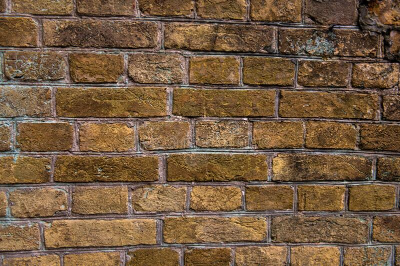 Nice old brick wall texture background abstract. Design brown royalty free stock photos