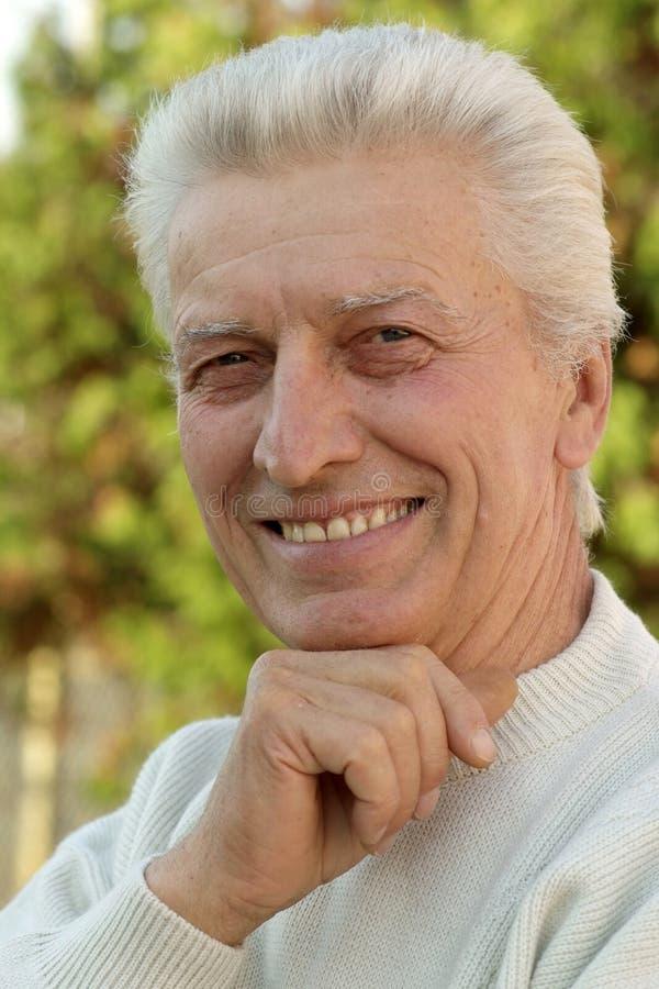 Nice Older Man Royalty Free Stock Image