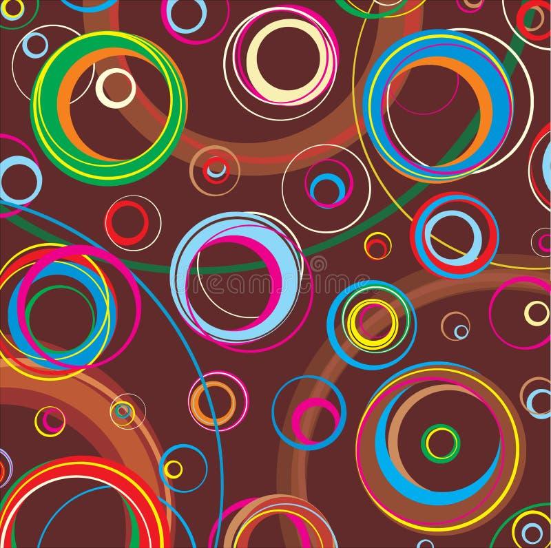 Nice pattern.Vector. stock illustration