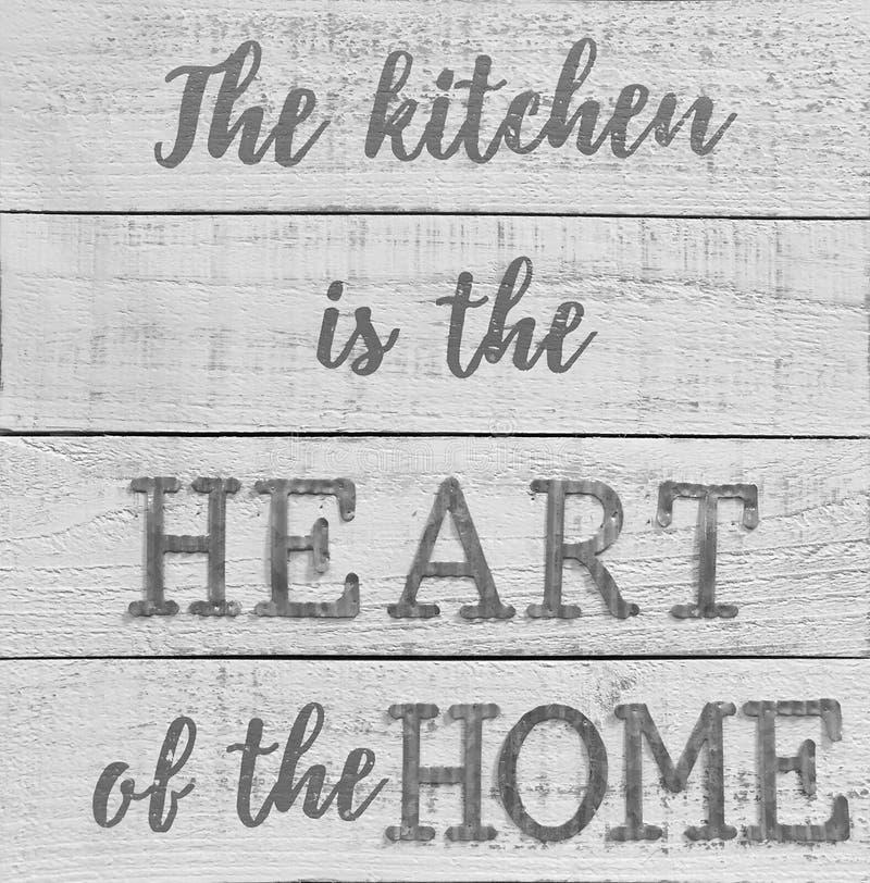 Nice spetsar om vårt kök arkivfoto