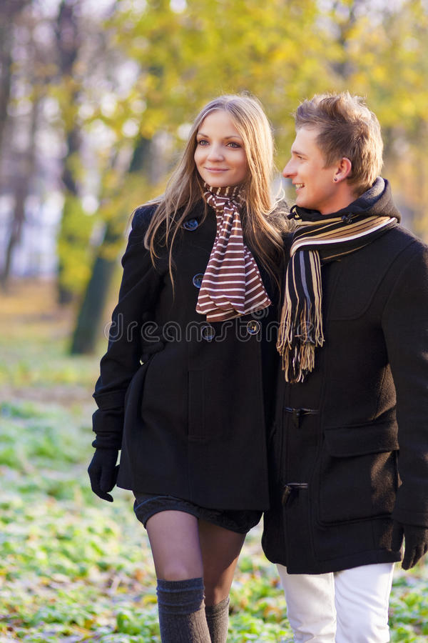 Download Nice stroll in the park stock image. Image of outside - 30829133