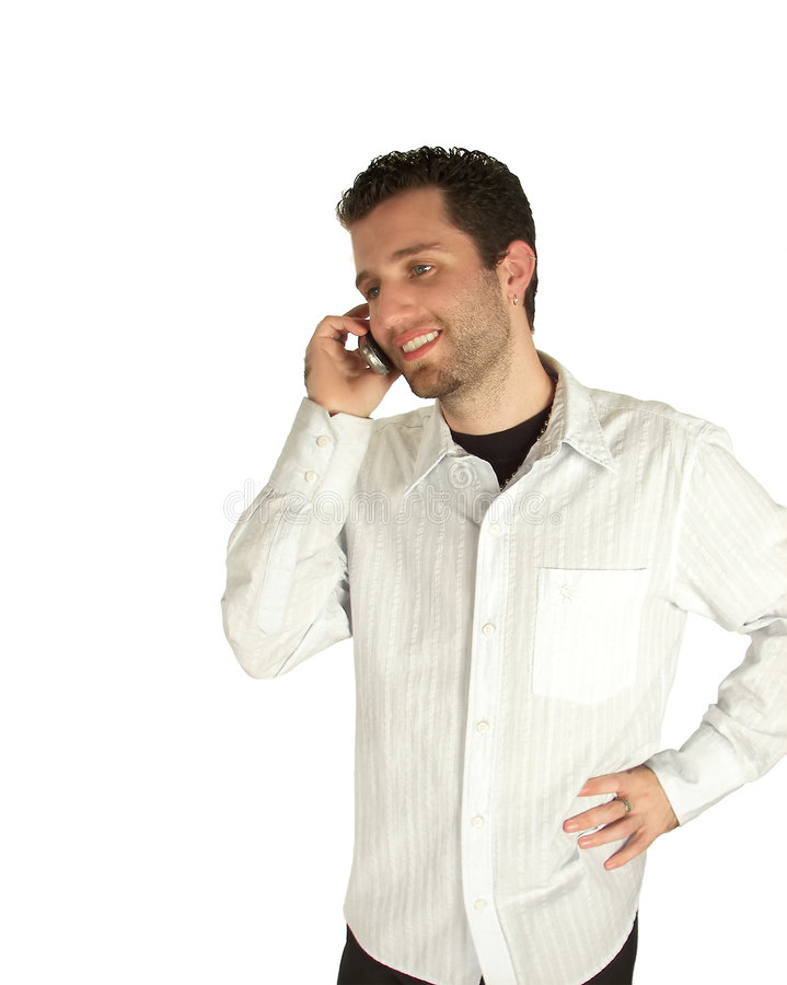 Download So nice to hear from you stock image. Image of joking - 1171019