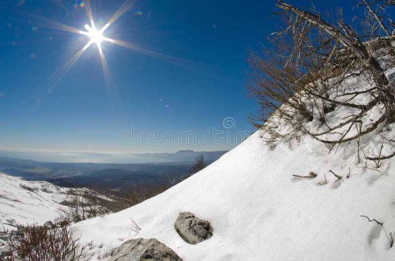 Download Nice view stock image. Image of beautiful, very, snow - 29646923
