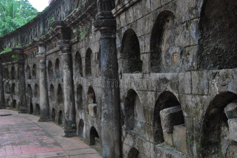 niches вакантные стены стоковые изображения rf
