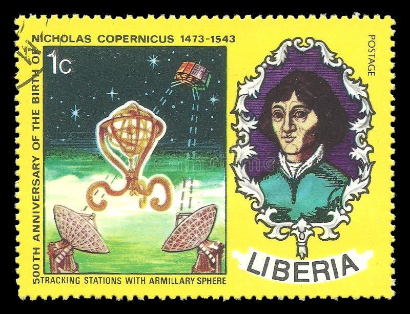 Nicholas Copernicus, seguindo estações imagem de stock royalty free