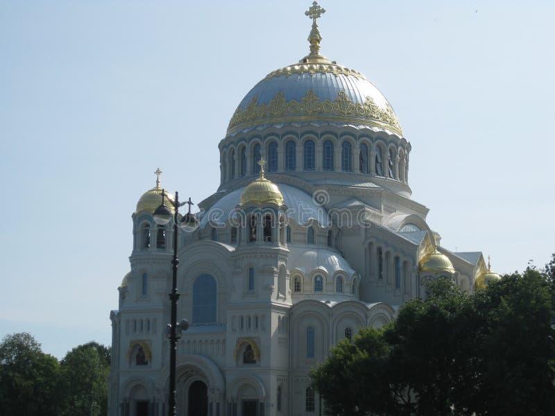 nicholas katedralny morski st zdjęcia royalty free