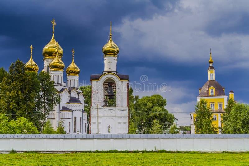 Nicholas Monastery royalty free stock photography