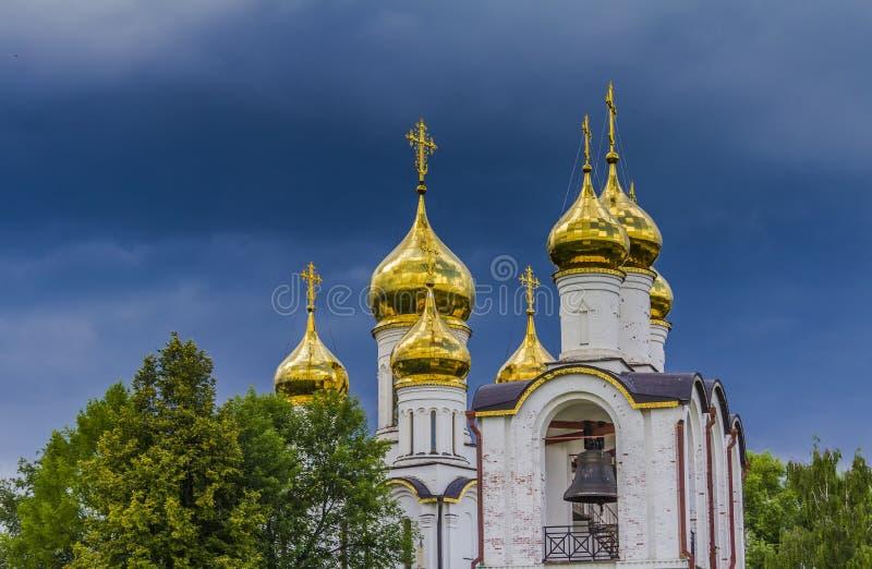 Nicholas Monastery royalty free stock photos